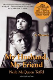 Cover of: My Husband, My Friend | Neile, McQueen Toffel