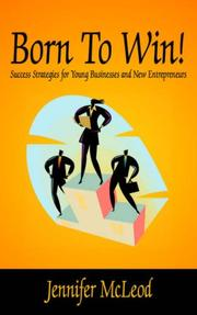 Cover of: Born To Win! | Jennifer McLeod