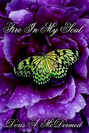 Cover of: Fire In My Soul | Doris A. McDermed
