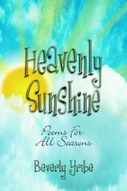 Cover of: Heavenly Sunshine