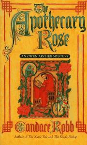 Cover of: The Apothecary Rose