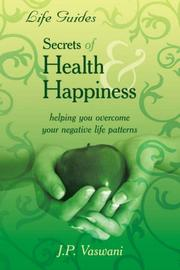 Cover of: Secrets Of Health & Happiness