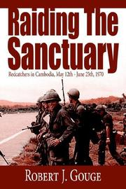 Cover of: Raiding The Sanctuary