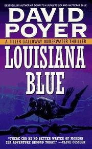 Louisiana blue by David Poyer