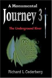 Cover of: A Monumental Journey 3