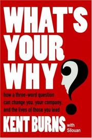 Cover of: What