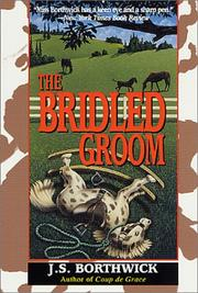 Cover of: The Bridled Groom (A Sarah Deane Mystery)