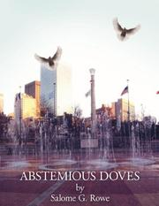Cover of: Abstemious Doves | Salome , G. Rowe