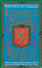 Cover of: Bride of the Lion