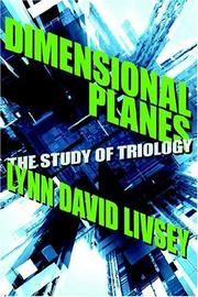 Cover of: Dimensional Planes | Lynn David Livsey
