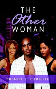 Cover of: The Other Woman | Brenda, L. Carruth