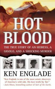 Cover of: Hot Blood (St. Martin
