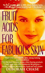Cover of: Fruit Acids for Fabulous Skin