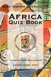Cover of: Africa Quiz Book | Jeanette Ivory-Williamson