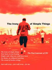 Cover of: The Irony of Simple Things | M. H. Twigg