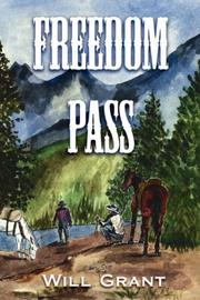 Cover of: Freedom Pass | Will Grant