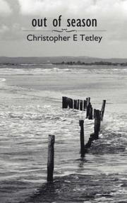 Cover of: out of season | Christopher E Tetley