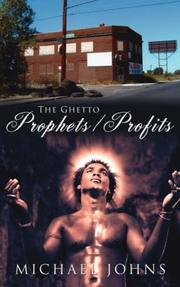Cover of: The Ghetto Prophets/Profits