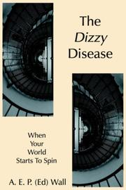 Cover of: The Dizzy Disease