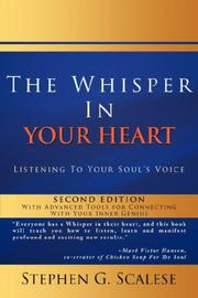 Cover of: The Whisper In Your Heart | Stephen G. Scalese