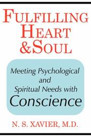 Cover of: Fulfilling Heart and Soul | N. S. XAVIER