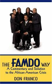 Cover of: The FAMDO Way | Don Franco