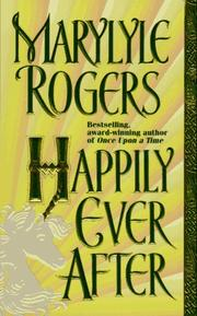 Cover of: Happily Ever After | Marylyle Rogers