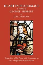 Cover of: Heart in Pilgrimage | Jane Falloon