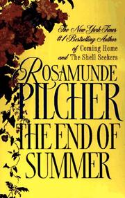 Cover of: The end of summer