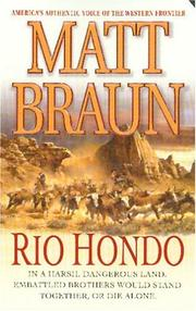 Cover of: Rio Hondo (Brannocks)
