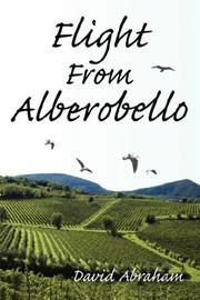 Cover of: Flight From Alberobello | David Abraham