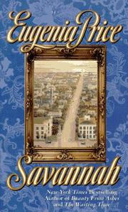 Savannah by Eugenia Price