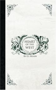 Cover of: Heart of the West