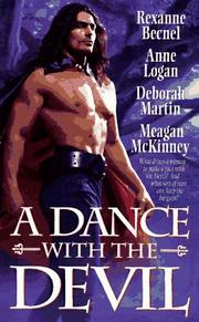 Cover of: A Dance With the Devil (Dance with Devil) | Rexanne Becnel, Anne Logan, Deborah Martin, Meagan McKinney