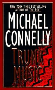 Cover of: Trunk Music (Harry Bosch)