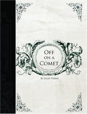 Cover of: Off on a Comet