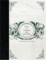 Tales of Terror and Mystery (Large Print Edition)