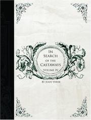 Cover of: In Search of the Castaways , Volume IV (Large Print Edition) | Jules Verne