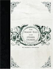Cover of: The Magic Egg and Other Stories (Large Print Edition) | T. H. White