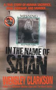 Cover of: In the Name of Satan