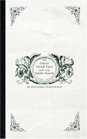 Cover of: The Great Stone Face AND The Snow Image: Short Stories