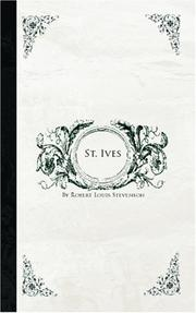 St. Ives by Robert Louis Stevenson