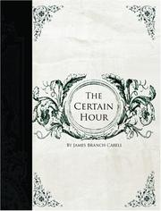 Cover of: The Certain Hour