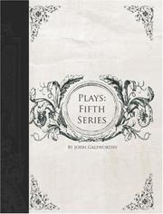 Cover of: Plays: Fifth Series: A Family Man  Loyalties  Windows