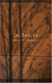 Cover of: In Secret