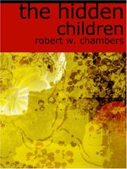 Cover of: The Hidden Children