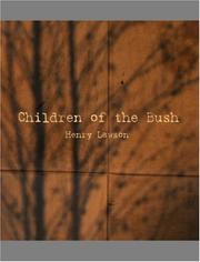 Cover of: Children of the Bush