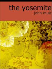 Cover of: The Yosemite