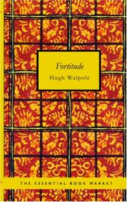 Cover of: Fortitude | Hugh Walpole