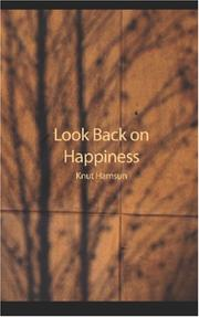 Cover of: Look Back on Happiness